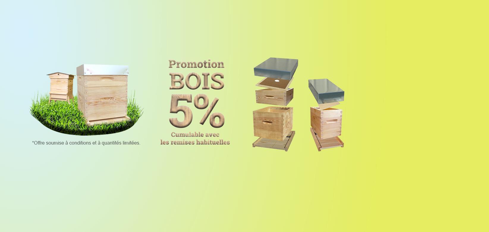 Promotion bois 2020